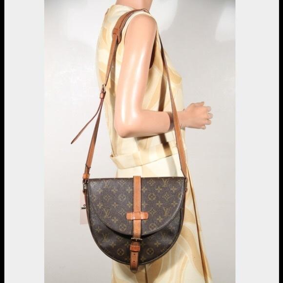 575eee187 Louis Vuitton Handbags - Authentic Vintage Louis Vuitton Chantilly GM Bag
